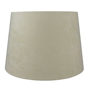 Suede French 12 Chenille Drum Lamp Shade