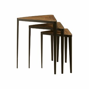Nichole 3 Piece Nest Of Tables By Williston Forge