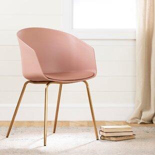 Flam Plastic Arm Chair