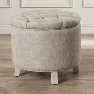 Buy luxury Whiteaker Tufted Storage Ottoman By Birch Lane™