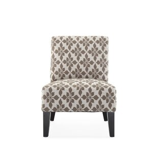 Portland Slipper Chair by Charlton Home 2019 Sale