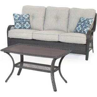 Innsbrook 2-Piece Sofa Set with Cushions