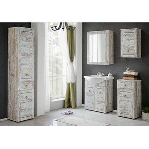 Belfry Bathroom 140 cm Waschtisch Prowansja mit Spiegel