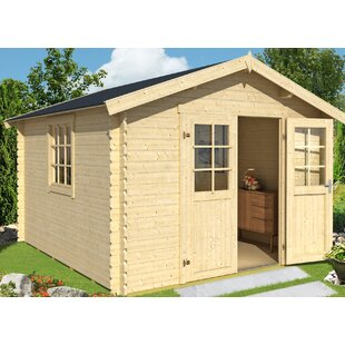 Berman 9.8 X 10.8 Ft. Summer House By Sol 72 Outdoor