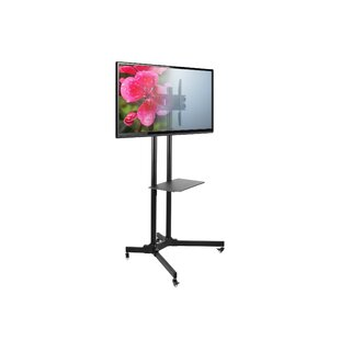 SM61 Mobile Fixed Floor Stand Mount 30