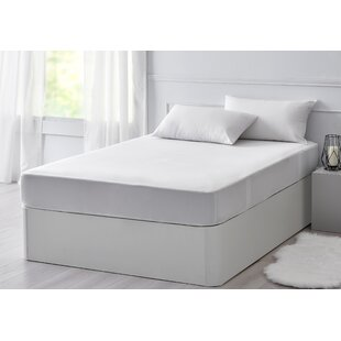 Reynolds Hypoallergenic And Waterproof Mattress Protector By Symple Stuff