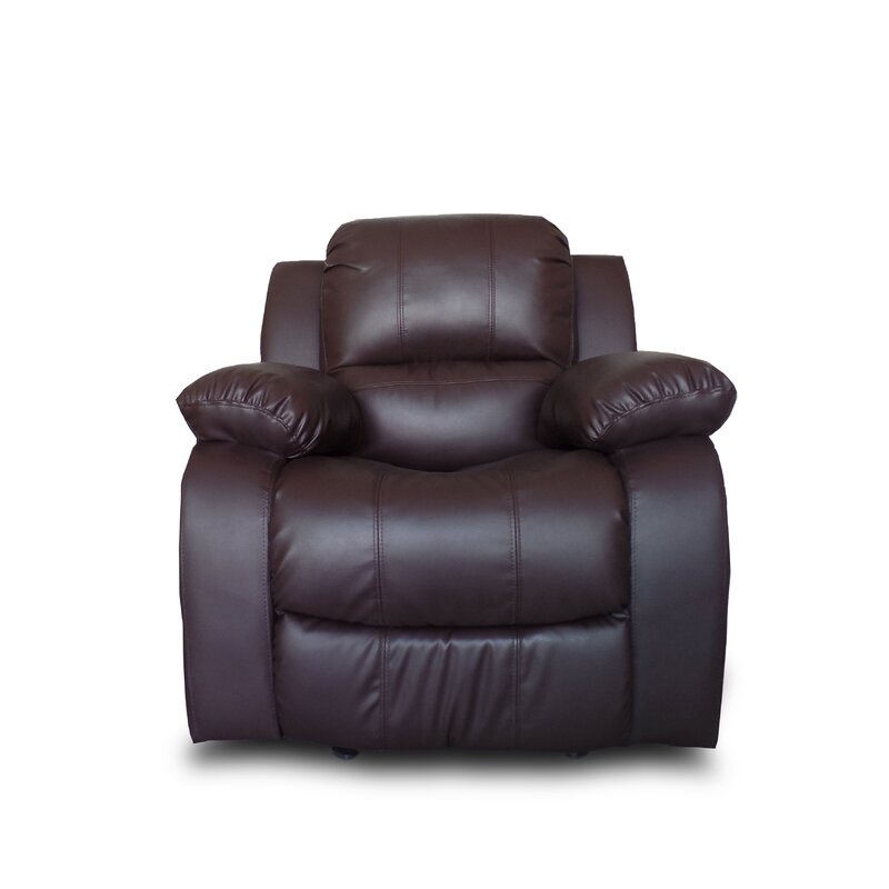 Classic Oversize and Overstuffed Manual Recliner  sc 1 st  Wayfair & Madison Home USA Classic Oversize and Overstuffed Manual Recliner ... islam-shia.org