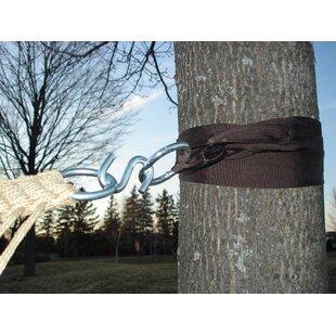 Eco-Friendly Hammock Tree Strap (Set of 2)
