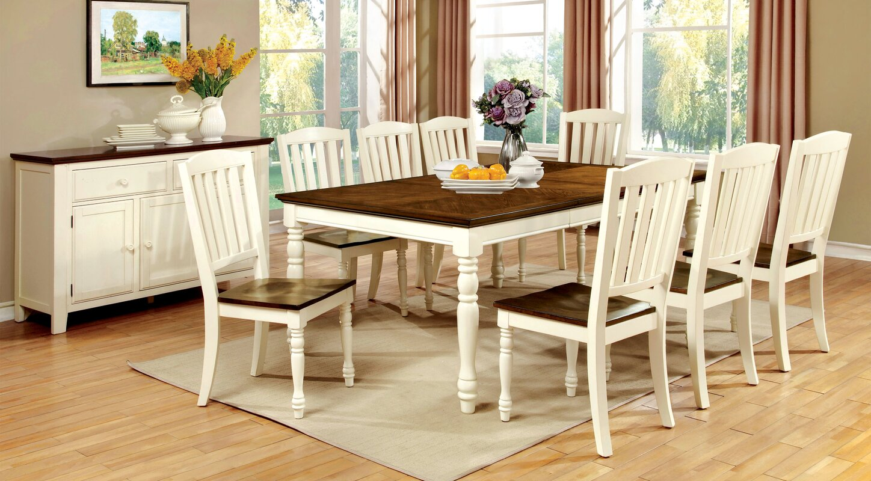 hokku designs laureus 9 piece dining set u0026 reviews wayfair