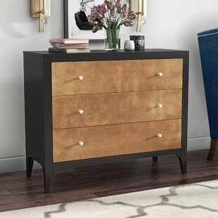 Whitehall 3 Drawer Chest by Willa Arlo Interiors Savings