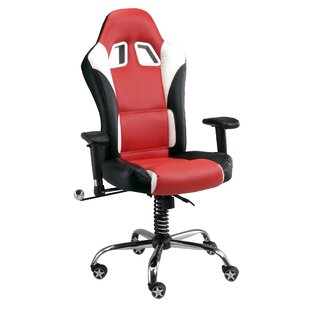 Racing Style Gaming Chair by PitStop Furniture