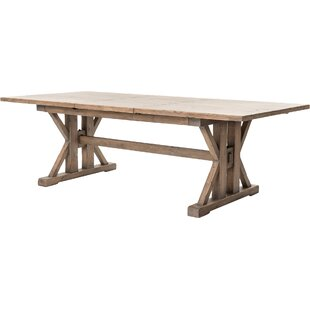 Seater Dining Table Wayfair - Wayfair trestle table