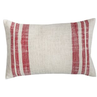 Gloria Morgan Cotton Lumbar Pillow