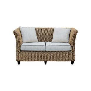Water Hyacinth Rome Loveseat by Chic Teak Fresh