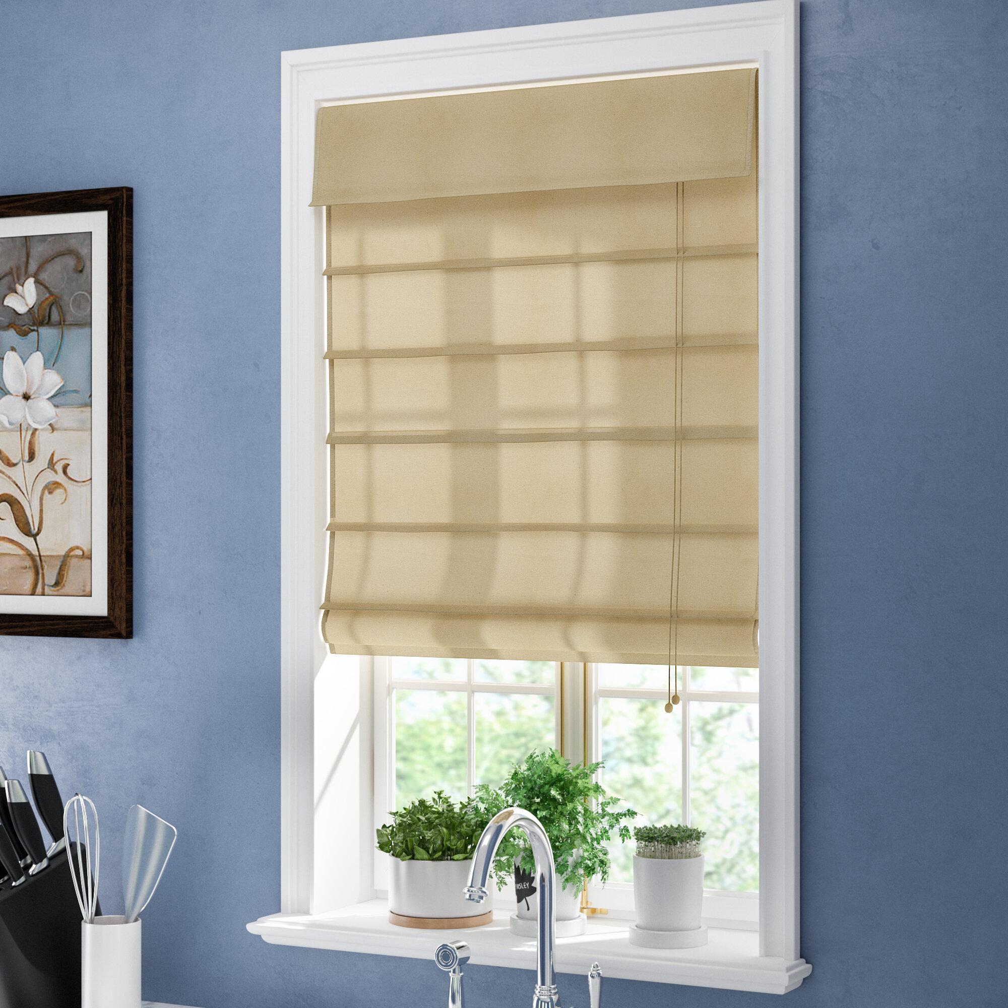 palisades laminatedroller shutter shades roman company valance bedroom shade