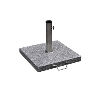 Stainless Steel In-Ground Umbrella Stand By Freeport Park