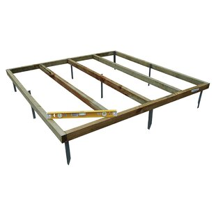 Evesham 6.7 Ft. W X 6.7 Ft. D Base/Foundation Kit By Sol 72 Outdoor