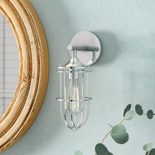 Munsey 1-Light Bath Sconce by ..