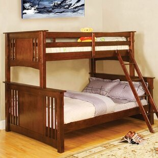 Order Hexham Bunk Bed by Harriet Bee Reviews (2019) & Buyer's Guide