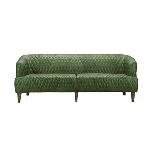 Trent Austin Design Amot Leather Sofa