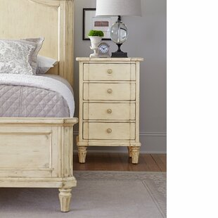 Brierley 4 Drawer Nightstand by Lark Manor