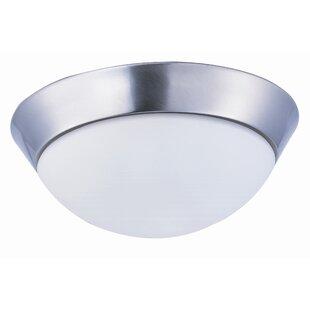 Maxim Lighting Mode LED 1-Light Flush Mount