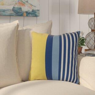 Bartow Beach Shack Outdoor Throw Pillow