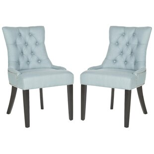 Mcdaniel Upholstered Dining Chair (Set of 2) by Willa Arlo Interiors