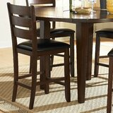 Leola 24 Bar Stool (Set of 2) by Millwood Pines