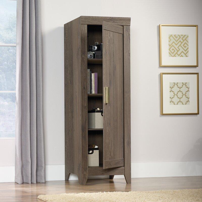 Orville 1 Door Storage Cabinet