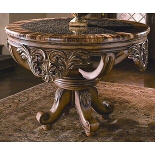 Deals Dynasty Foyer End Table by Benetti's Italia