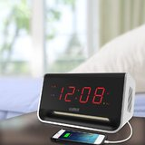 Equity LED Alarm Clock by La Crosse Technology