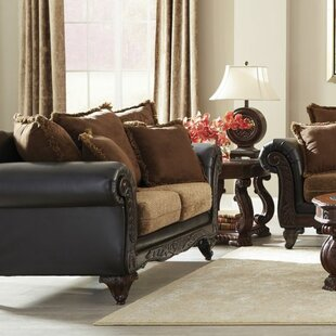 Biggerstaff Loveseat by Fleur De Lis Living Great Reviews