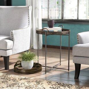 Barabo End Table by Trent Austin Design