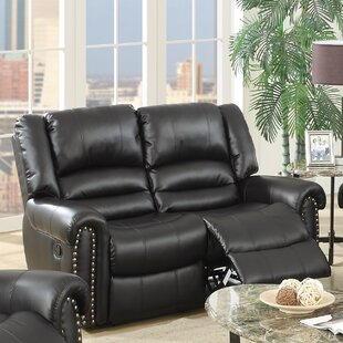 Top Reviews Ingaret Reclining Loveseat by Red Barrel Studio Reviews (2019) & Buyer's Guide
