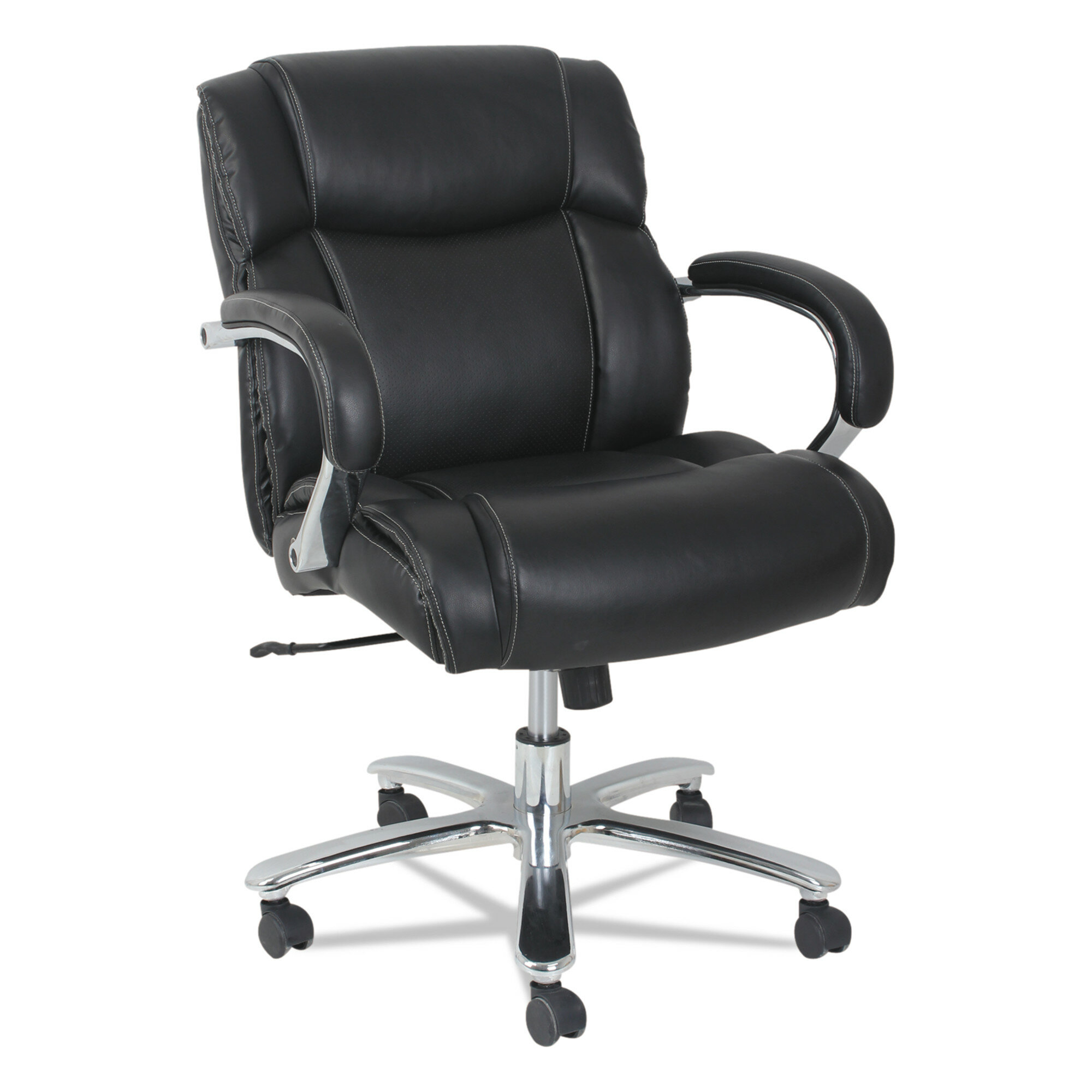 Otwell And Tall Genuine Leather Task Chair