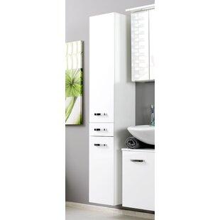 Bologna 30 x 180cm Tall Bathroom Cabinet