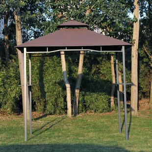 Bowley 1.5m X 2.55m Aluminium BBQ Gazebo By Sol 72 Outdoor