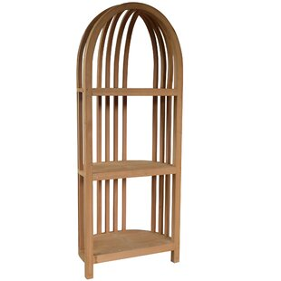 Compare & Buy Wallagrass Etagere Bookcase by Loon Peak