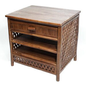 1 Drawer Acccent Cabinet