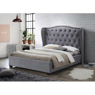 Baham Super King Size Bed By Rosalind Wheeler