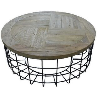 Llewellyn Coffee Table by 17 Stories Coupon