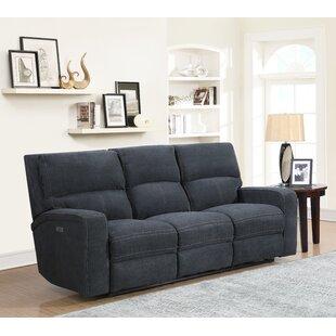 Stephan Reclining Sofa by Ebern Designs
