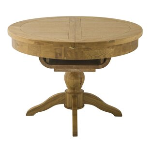 Alisha Extendable Dining Table By Union Rustic