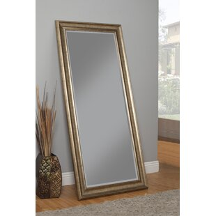Gold & Red Floor Mirrors You\'ll Love | Wayfair