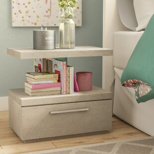 Fernanda 1 Drawer Nightstand by Mack & Milo