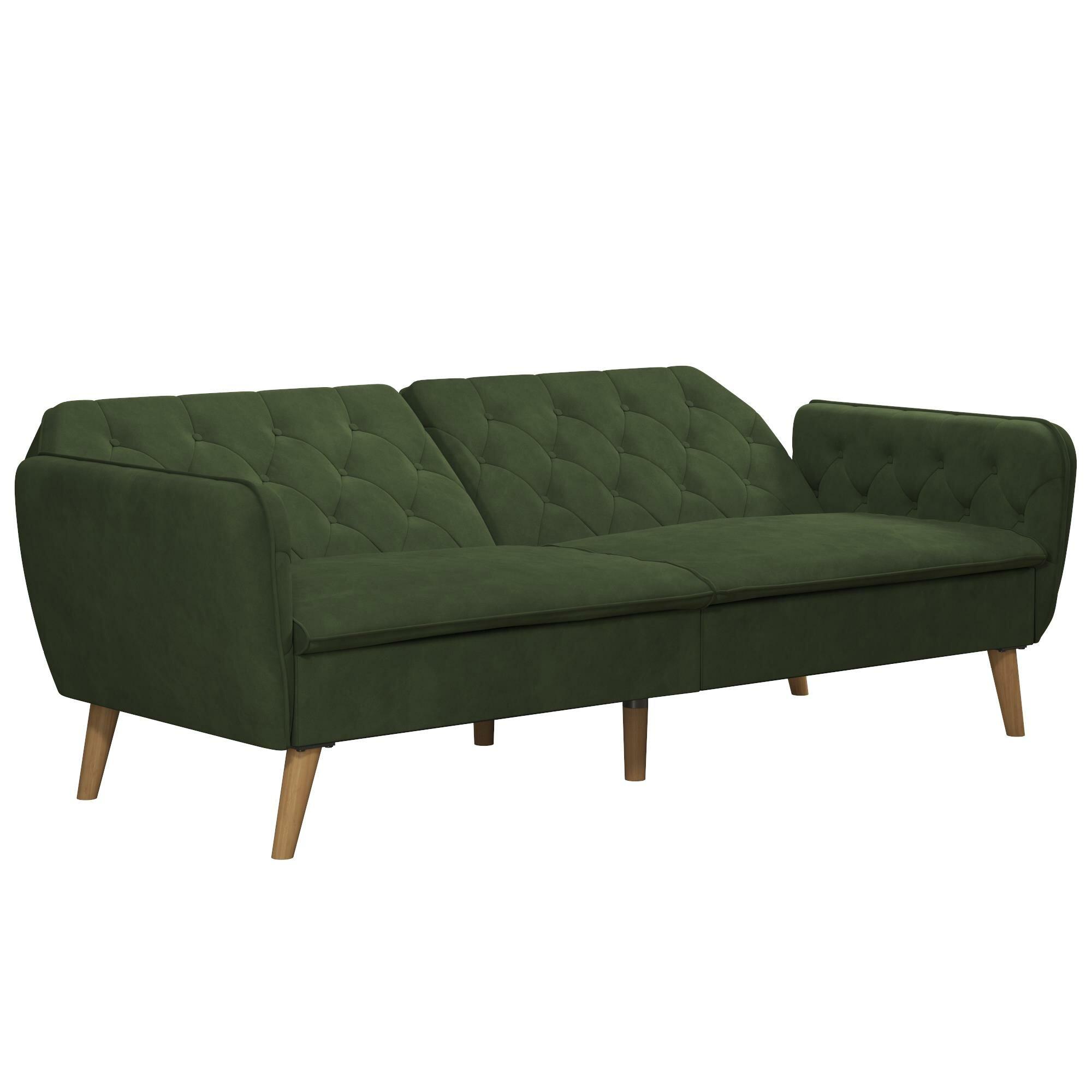 Magnificent Tallulah Futon Lamtechconsult Wood Chair Design Ideas Lamtechconsultcom