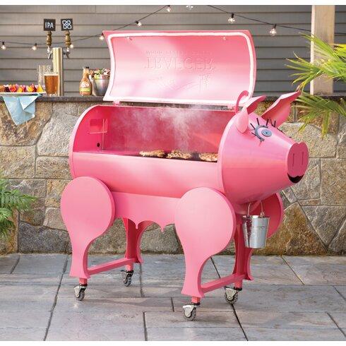 Lilu0027 Pig Wood Pellet Grill