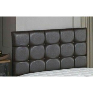 Kable Upholstered Headboard By 17 Stories