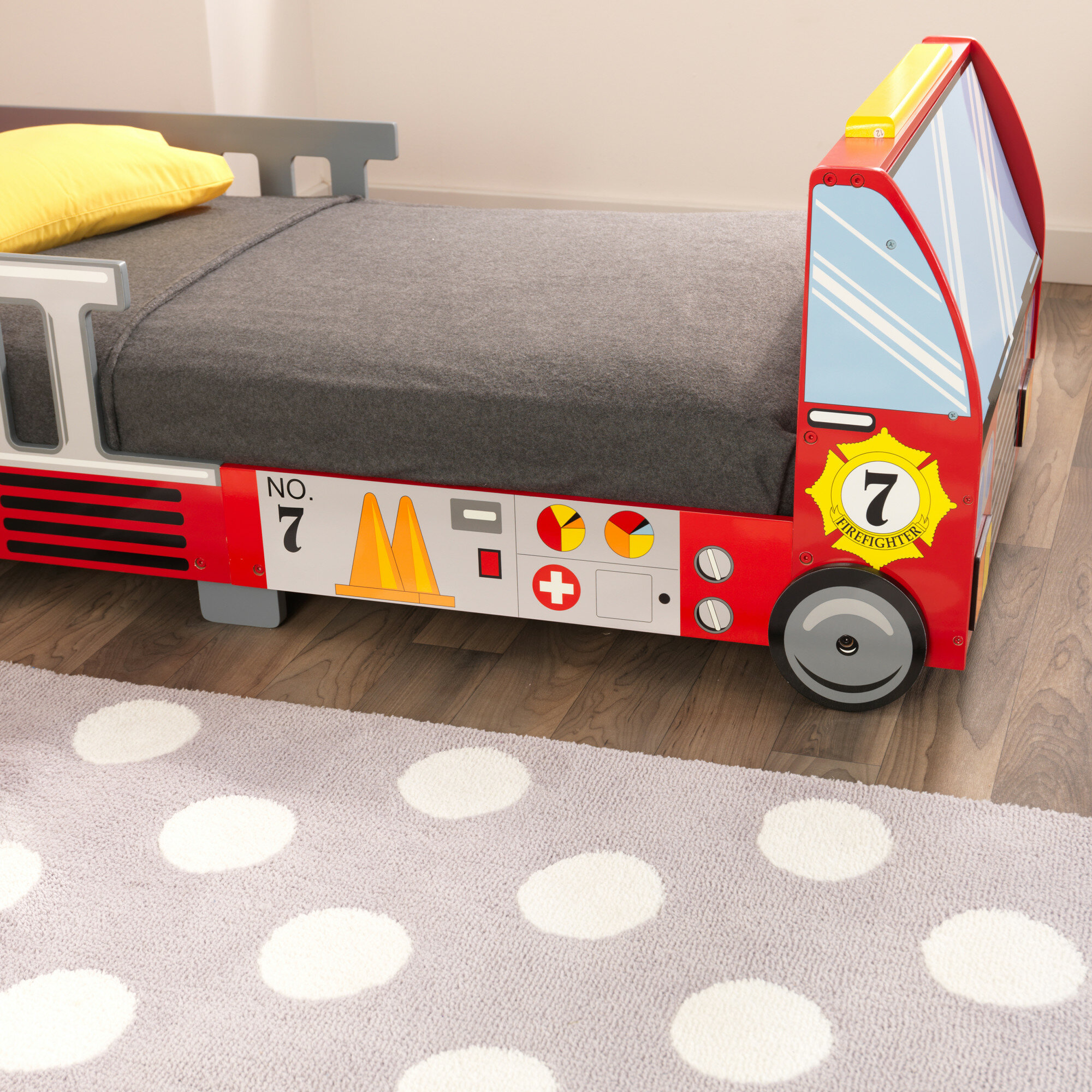 Picture of: Boys Car Kids Beds You Ll Love In 2020 Wayfair